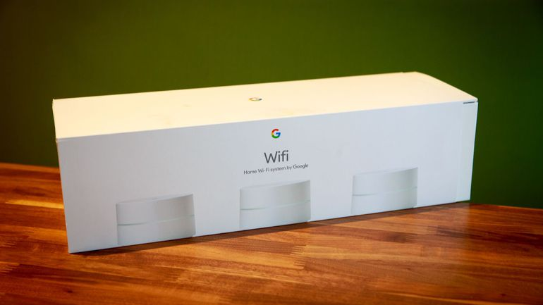 Google Wifi Router Review 2017